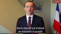 « Il ne faut jamais remettre en cause la loi de 1905 », l'interview politique d'Olivier Dussopt
