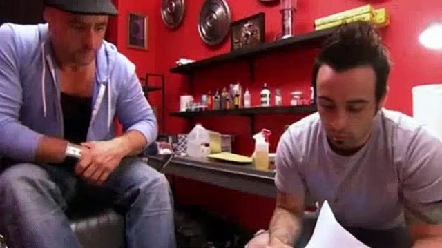 Ink Master Season 1 Episode 5 Game On