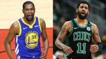 Kevin Durant and Kyrie Irving to Sign With Brooklyn Nets
