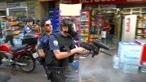 Violences policières et gaz lacrymogènes à la gay pride d'Istanbul