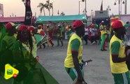 Sénégal vs Kenya : Le 12e Gaïndé met l'ambiance et charme l'Egypte