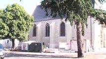 Saint-Martin-le-Beau : 4 ans après l'incendie, réouverture de l'église