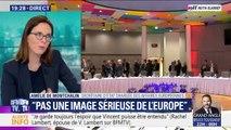 Conseil européen suspendu: Amélie de Montchalin assure qu'un accord sera trouvé ce mardi