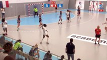 France U19F v USA
