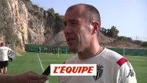 Jardim «Bien sûr qu'il va y avoir des changements» - Foot - L1 - Monaco