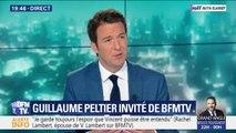 """Guillaume Peltier: """"la PMA pour toutes conduira nécessairement à la PMA pour tous"""""""