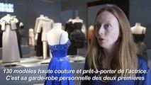 Les robes glamour de Claudia Cardinale vendues aux enchères