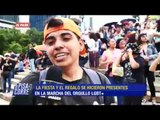 Vimos de todo en la marcha del orgullo LGBTTTIQA   De Pisa y Corre