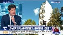 """Plafonnement des loyers: """"On l'expérimente pendant une durée de 5 ans"""", Julien Denormandie"""