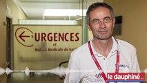 PODCAST Docteur Savary, médecin urgentiste à l'hôpital d'Annecy