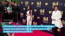 Kim Kardashian Addresses Kimono Shapewear Backlash and Says It Will Have a 'New Name'