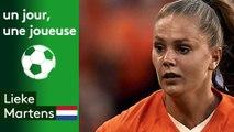 Un jour, une joueuse : Lieke Martens (Pays-bas)