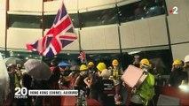 Hong Kong : affrontements entre manifestants et les forces de l'ordre