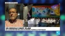 US Middle East Plan: US Launches $50 Billion Economic Plan Formula for Peace