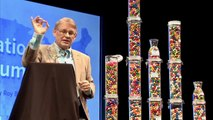 Immigration and World Poverty Explained with Gumballs