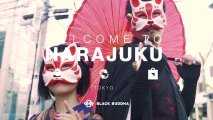 Welcome to Harajuku