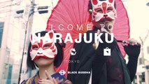 Welcome to Harajuku
