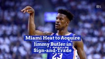 Jimmy Butler Is Making His Way To South Florida