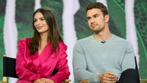 Emily Ratajkowski & Theo James Join Forces in 'Lying and Stealing' to Pull Off the Ultimate Heist