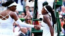15-year-old Cori Gauff beats Venus Williams at Wimbledon