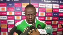 Mixed zone reaction after Senegal beat Kenya 3-0 to reach AFCON last-16