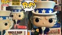 UNCLE SAM FUNKO POP TARGET EXCLUSIVE