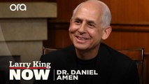 """His brain looked like he was 100"": Dr. Amen on football player Anthony Davis"