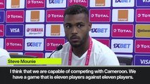 (Subtitled) 'All is possible' - Huddersfield's Mounie on Benin in AFCON