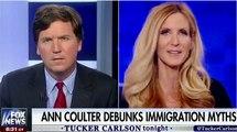 Migrants Commit More Crimes Than U.S. Citizens - Ann Coulter Debunks Immigration Myths
