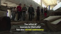 How is Popular Culture Increasing Tourism to Chernobyl?