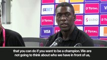 (Subtitled) Seedorf on worst thing Cameroon can do at AFCON