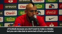 (Subtitled) Vidal on death threats to Colombia's Tesillo