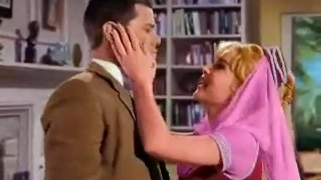 I Dream of Jeannie S01E01 - The Lady in the Bottle (Pilot Episode in Color) Part 2