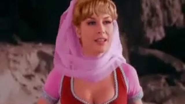 I Dream of Jeannie S01E01 - The Lady in the Bottle (Pilot Episode in Color)