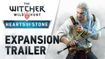 The Witcher 3 Wild Hunt : Hearts of Stone - Trailer de lancement