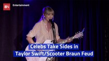 Taylor Swift And Scooter Braun Are The Talk Of The Music Industry