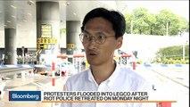 Hong Kong Pro-Democracy Lawmaker Chu on Protests