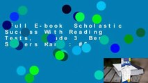 Full E-book  Scholastic Success With Reading Tests,  Grade 3  Best Sellers Rank : #5
