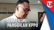Diperiksa KPPU 4 Jam, Berikut Komentar Bos Garuda