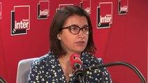 """Cécile Duflot (Oxfam France) : """"Est ce que l'accord de libre-échange permet de faire face au dérèglement climatique? La réponse est non"""""""