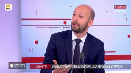 Stanislas Guerini - Public Sénat mardi 2 juillet 2019