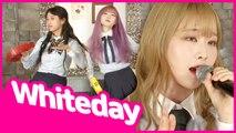 [Pops in Seoul] Shine On Light ! Whiteday(화이트데이)'s Pops Noraebang