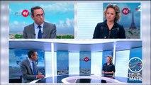 """Bruno Retailleau (LR) : """"Angela Merkel est en bout de course et Emmanuel Macron a été trop arrogant"""""""