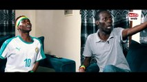 CAN de Ouzin Keita épisode 2: ( Senegal VS Kenya ) avec Patin le Mytho