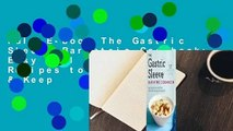 Full E-book The Gastric Sleeve Bariatric Cookbook: Easy Meal Plans and Recipes to Eat Well & Keep