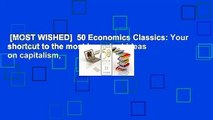 [MOST WISHED]  50 Economics Classics: Your shortcut to the most important ideas on capitalism,