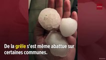 Orages : dégâts et coupures de courant en Auvergne-Rhône-Alpes