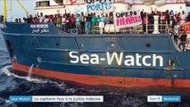 "La capitaine du ""Sea-Watch"" jugée en Italie"