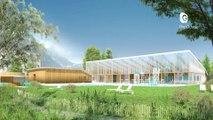 Reportage - À la visite du chantier de la piscine intercommunale du Sivom du Néron