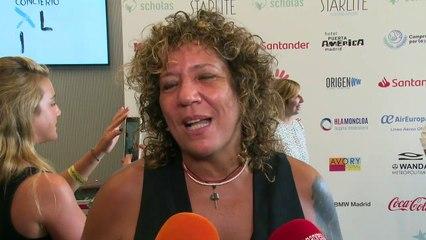 Rosana declaraciones embarazo Toñi Moreno